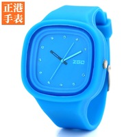 Best Girls student watches male personalized fashion good looking strawberry table jelly colorful watch decoration table