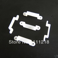 50 pcs Silicon Clip for Fixing 16mm Double Row 3528 5050 RGB LED Strip SMD Light