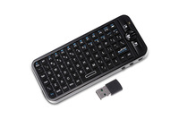 iPazzPort fly air mouse somatosensory remote control 2.4G mini wireless keyboard and mouse axis gyroscope remote computer mouse