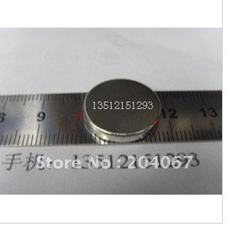 N35 NdFeB  strong magnet  18mm x 3mm  size permanent magnet & strong magnetic magnets circle 20pcs/lot