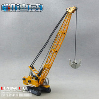 Cable 7 tower construction crane motorcycle full alloy model car toy