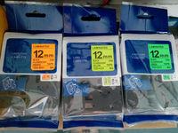 TZ Compatible p touch tape 9mm laminated tape TZ-221 tze221