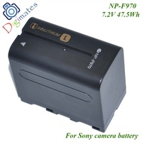 Free shipping for sony f970  npf970 np f970 battery digital cameras DCRVX2100, HDRFX1, HDRFX7, HD1000U & HVRZ1U