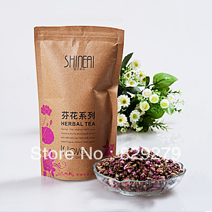 Organic flower tea peach tea herbal tea  beauty freckle beauty products flower tea