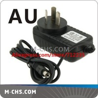 AU Standard plug AC/DC UK power source 12V1A for cctv camera power adapter supply