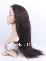 #2  20''    virgin brazilian hair  full lace wig  in stock