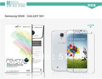 100% Original Nillkin High-Level CRYSTAL screen protector , ANTI-GLARE Matte Screen film guard for Samsung Galaxy S4 S IV i9500