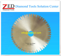 400mm U Sgment Diamond Saw Blade for Granite ( normal core, not silent )