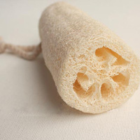 Natural loofah bath tubs bath brush loofah wash cloth mild
