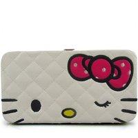 FREE SHIPPING Chutian Hello Kitty Wallet White