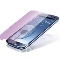 Mobile Phone Protective Case for Samsung   i9300 film i9308 film  film fingerprint hd screen protector