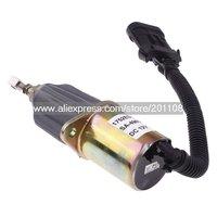 RK049A 12V DC SA-4981-12 Fuel Shutdown Solenoid Valve