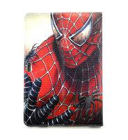 "Vintage Designer Cartoon Hero Spider Man Flip Stand Leather Case For Samsung Galaxy Note 10.1"" N8000 Smart Cover Pouch Skin S520"