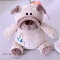2013 NICI 35cm During graduation gift Birthday present large shar-pei soft plush toys for Christmas kids new product Hot Selling