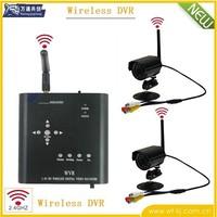 Free Shipping! Wireless Security Camera System, wireless DVR Kit,