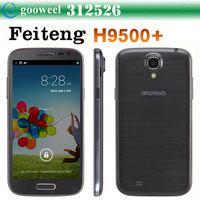 Feiteng H9500+ Android 4.2 3G smart phone 5 inch IPS Screen MTK6589 Quad Core 1.2GHz 1GB RAM 8GB ROM 13MP Camera