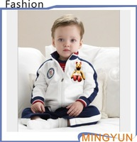 5sets/lot 2013 Autumn Coat Polo Baby Clothing Set Jacket+Pants Boys Suits Kids Polo Set Children Racing Suit Free Delivery PL105