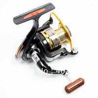 New  Arrival!!! 1pc Fishing Spinning Reel ST4000 10+1BB For Salt Water Standard Reel High Speed 4.7:1 Aluminum Spool