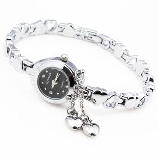 Brand The trend of the sweet gentlewomen series elegant bracelet watch modern women's diamond watch(China (Mainland))