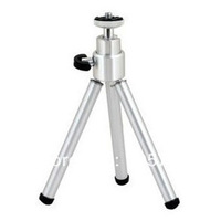 New Gift Silver Mini tripod / Small Portable Tripod /Camera Tripod J0135