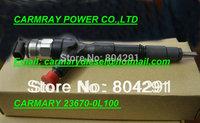 100% Geninue New New common rail injector 23670-0L100 TOYOTA HILUX VIGO & HIACE 1KD/2KD TOYOTA HILUX 2.5 2KD-FTV