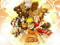 Naruto Wallpaper poster paintings fabric painting scroll a30409