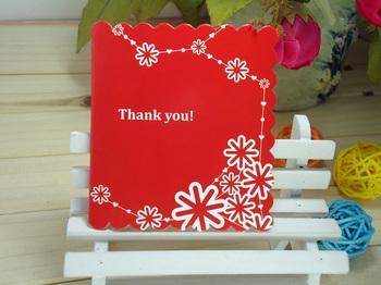 Thank you Card / Thanksgiving card supplier