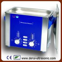 Derui high quality ultrasonic cleaner DR-DS30