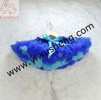 Lilac Turquoise Girls pettiskirt girl skirts Spring Summer picnic girls dresses