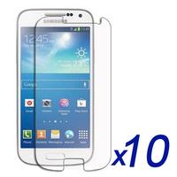 10Pcs/Lot Ultra Crystal Clear Screen Protector for Samsung Galaxy S4 mini i9190