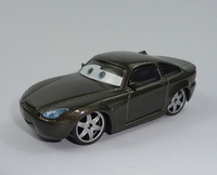Free shipping Pixar Cars 2 BOB CUTLASS Diecast  Kids toy gift loose