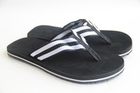 Short in size slippers sandals casual shoes at home shoes male slippers slip-resistant wear-resistant the whole network