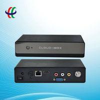 New model 1pcs/lot mini Vu+Solo Cloud ibox HD Satellite Receiver in stock , cloud ibox vu solo