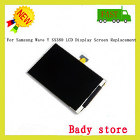 Original OEM For Samsung Wave Y S5380 LCD Display Screen Replacement Parts + Tools