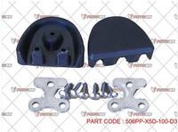 FOOT PEGS GUARDS PSTO X4R LXR BIKE(free shipping)