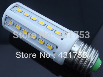 E27 12W 42 LED 5630 Warm White Cool White led Bulb Lamp 200-240V
