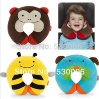New Arrival Children's Neck Protecting Pillow Stuffed&Plush Cartoon U Shape Pillows For Children Traveling Take A plane Naps
