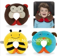 New Arrival Children's Neck Protecting Pillow Stuffed&Plush Cartoon U Shape Pillows For Children Traveling Take A plane Naps