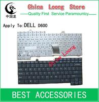 Wholesale 10pcs/lot Laptop Keyboards For DELL D500 D600 510M 500M 600M D800 PP10L row line buckles