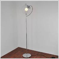 """Dia 25cm / 9.8"""" or Dia 30cm/11.8"""" Miconos Glass floor Lamp"""