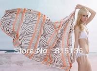 Free shipping hot sale!15Pcs/Lot flower print beach wear women sarong bikini cover-ups beach wrap Pareo Dress skirts Beach towel
