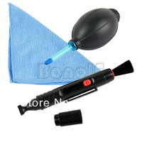 Camera Lens Pen Cleaning Pen 3 in 1 Cleaning Kit Set For Camera Lens TK0877