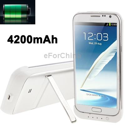 Чехол для для мобильных телефонов 4200mAh Samsung 2/N7100 чехол для для мобильных телефонов bida 3 fly iq456 2 for fly iq456 era life 2
