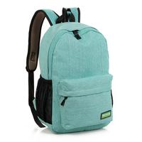 Backpack middle school students school bag women's backpack travel bag double-shoulder preppy style laptop