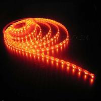 Buy safety !High quality LED strip 5050 flashlight flexible light strip 300leds/roll +44 keys IR Remote+12V 6A Power Adapter
