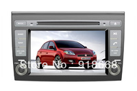 Wholesale Price In Dash Car GPS DVD for Fiat with Multi-point Touch Screen, Radio, DVD, Bluetooth,TV,3G,WIFI