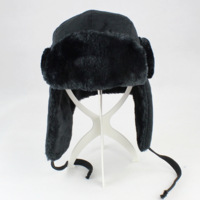 Hat trend Russian cap autumn and winter fashionable casual thermal male trapper hat bomber hat outdoor earflap hat