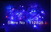 2013  Free Shipping Wholesale  10M 100pcs leds Holiday Christmas Decoration led string light 220V or 110V or DC12V or DC24V