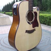41 40 electric box folk wood guitar 20