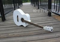 40 folk guitar girls pink white wood guitar bakelite guitar